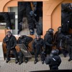 Fotojournalisten sind keine Hilfspolizisten!