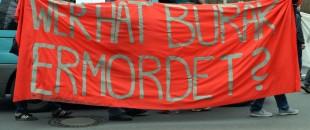 Wer erschoss Burak B.?